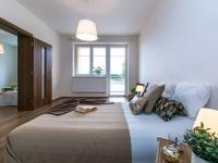 ložnice - Prodej bytu 2+1 v osobním vlastnictví 75 m², Chrášťany