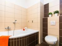 koupelna - Prodej bytu 2+1 v osobním vlastnictví 75 m², Chrášťany