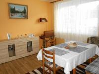 obývací pokoj, jídelna (Prodej domu v osobním vlastnictví 155 m², Šebrov-Kateřina)
