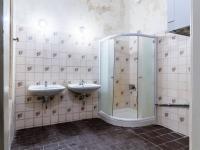 Koupelna (Prodej bytu 4+1 v osobním vlastnictví 133 m², Praha 1 - Nové Město)