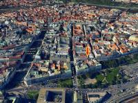 3D mapa (Prodej bytu 4+1 v osobním vlastnictví 133 m², Praha 1 - Nové Město)