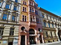 Prodej bytu 4+1 v osobním vlastnictví, 133 m2, Praha 1 - Nové Město