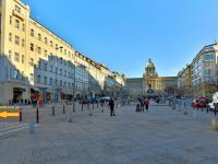 Václavské náměstí - Prodej bytu 4+1 v osobním vlastnictví 133 m², Praha 1 - Nové Město