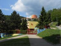 školka - Prodej bytu 2+1 v osobním vlastnictví 60 m², Adamov