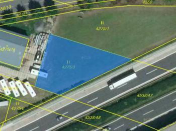 Prodej pozemku 2200 m², Praha 9 - Horní Počernice