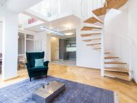 Pronájem bytu 3+kk v osobním vlastnictví 113 m², Praha 10 - Vršovice