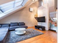 Pronájem bytu 3+kk v osobním vlastnictví, 132 m2, Praha 1 - Nové Město