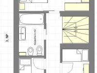 Prodej domu v osobním vlastnictví 185 m², Praha 5 - Hlubočepy