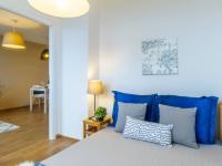 ložnice - Prodej bytu 2+kk v osobním vlastnictví 34 m², Neratovice