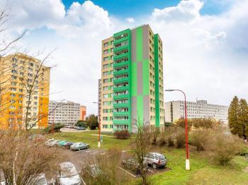 Okolí - Prodej bytu 2+kk v osobním vlastnictví 34 m², Neratovice