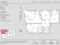 Prodej bytu 4+kk v osobním vlastnictví 114 m², Praha 5 - Smíchov