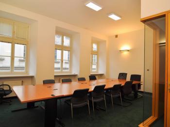zasedací mísnost - Pronájem kancelářských prostor 128 m², Praha 1 - Staré Město