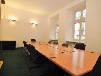 zasedací místnost - Pronájem kancelářských prostor 128 m², Praha 1 - Staré Město