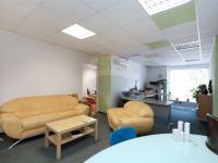 Pronájem komerčního prostoru (kanceláře) v osobním vlastnictví, 110 m2, Praha 9 - Hrdlořezy