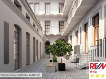 Prodej bytu 3+kk v osobním vlastnictví 91 m², Praha 1 - Nové Město
