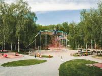 Dětské hřiště Kroužky na Vltavě - Prodej bytu 2+kk v osobním vlastnictví 60 m², Praha 4 - Braník
