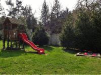 Dětské hřiště přímo za domem - Prodej bytu 2+kk v osobním vlastnictví 60 m², Praha 4 - Braník