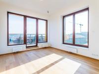 Ložnice č.1 - Pronájem bytu 5+kk v osobním vlastnictví 145 m², Praha 5 - Košíře
