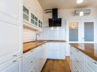 Kuchyňský kout - Pronájem bytu 5+kk v osobním vlastnictví 145 m², Praha 5 - Košíře