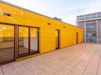 Terasa - Pronájem bytu 5+kk v osobním vlastnictví 145 m², Praha 5 - Košíře