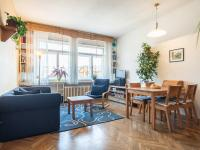 Pronájem bytu 2+kk v osobním vlastnictví, 54 m2, Praha 10 - Vršovice