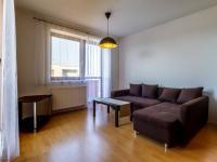 obývací část pokoje - Prodej bytu 3+kk v osobním vlastnictví 97 m², Jesenice
