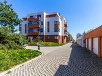 bytový dům s garáží - Prodej bytu 3+kk v osobním vlastnictví 97 m², Jesenice
