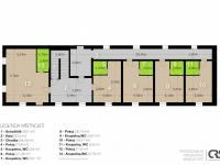 Prodej zemědělského objektu, 410 m2, Očihov