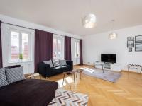 Pronájem bytu 3+1 v osobním vlastnictví, 132 m2, Praha 1 - Nové Město
