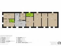 Prodej restaurace, 410 m2, Očihov