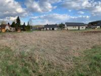 Pohled na pozemek - Prodej pozemku 856 m², Hvozdnice