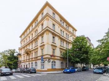 Pronájem kancelářských prostor 50 m², Praha 2 - Vinohrady
