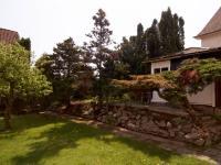 Část zahrady s altánkem - Prodej domu v osobním vlastnictví 300 m², Úvaly