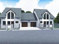 Prodej domu v osobním vlastnictví, 134 m2, Panenské Břežany