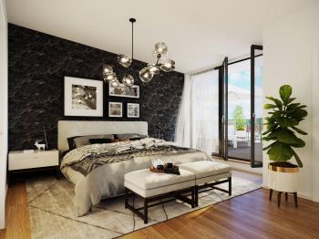 Prodej bytu 1+kk v osobním vlastnictví, 45 m2, Praha 5 - Smíchov