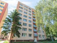Revitalizovaný dům s okolní zelení - Prodej bytu 2+1 v osobním vlastnictví 63 m², Kolín