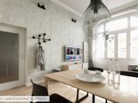 Prodej bytu 2+kk v osobním vlastnictví, 50 m2, Praha 8 - Karlín