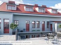 Prodej bytu 2+kk v osobním vlastnictví, 40 m2, Praha 8 - Karlín