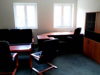 Vstupní hala - Pronájem kancelářských prostor 175 m², Praha 6 - Dejvice