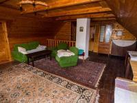 Velká společenská místnosti - Prodej domu v osobním vlastnictví 306 m², Putimov