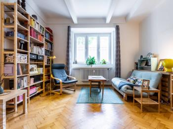 Prodej bytu 2+kk v osobním vlastnictví 54 m², Praha 4 - Nusle