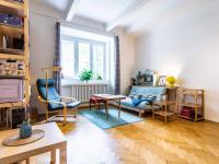 Prodej bytu 2+kk v osobním vlastnictví, 54 m2, Praha 4 - Nusle