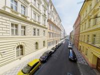 Prodej bytu 1+kk v osobním vlastnictví, 30 m2, Praha 5 - Smíchov