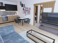 Prodej bytu 3+kk v osobním vlastnictví, 79 m2, Praha 5 - Smíchov