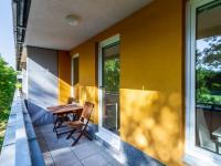 Lodžie 1 - Prodej bytu 1+kk v osobním vlastnictví 33 m², Praha 10 - Malešice