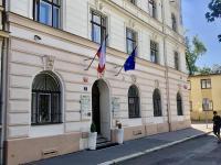 Pronájem komerčního prostoru (kanceláře) v osobním vlastnictví, 17 m2, Praha 7 - Holešovice
