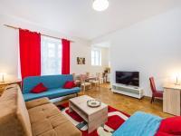 Pronájem bytu 3+1 v osobním vlastnictví, 110 m2, Praha 8 - Karlín