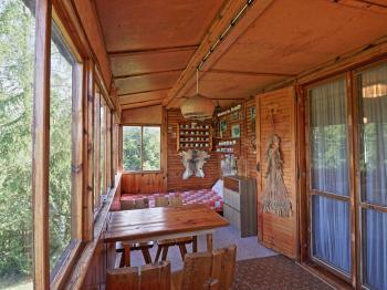 veranda - Prodej chaty / chalupy 51 m², Račice