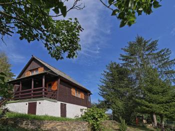 chata - jihozápadní strana - Prodej chaty / chalupy 51 m², Račice