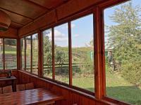 veranda s výhledem - Prodej chaty / chalupy 51 m², Račice
